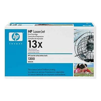 Värikasetti Laser HP Q2613X LJ 1300 musta