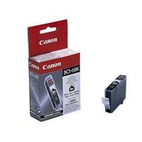 Värikasetti Mustesuihku Canon BCI-6BK musta