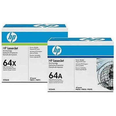 Värikasetti Laser HP CC364X LJ P4015/4515 musta