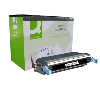 Värikasetti Laser Q-Connect HP CLJ 4700 musta