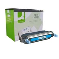 Värikasetti Laser Q-Connect HP CLJ 4700 sininen
