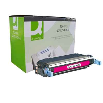 Värikasetti Laser Q-Connect HP CLJ 4700 punainen