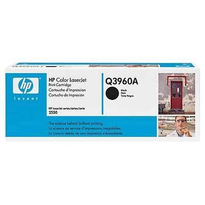 Värikasetti Laser HP Q3960A CLJ 2550 musta