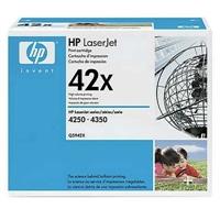 Värikasetti Laser HP Q5942X LJ 4250/4350 musta