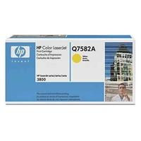 Värikasetti Laser HP Q7582A CLJ 3800 keltainen