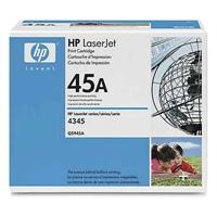 Värikasetti Laser HP Q5945A LJ4345 musta