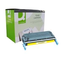 Värikasetti Laser Q-Connect EP-85/HP CLJ 4600 keltainen