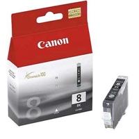 Värikasetti Mustesuihku Canon CLI-8BK musta