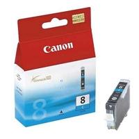 Värikasetti Mustesuihku Canon CLI-8C sininen