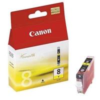Värikasetti Mustesuihku Canon CLI-8Y keltainen