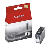 Värikasetti Mustesuihku Canon PGI-5BK musta