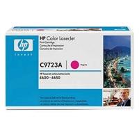 Värikasetti Laser HP C9723A CLJ 4600 punainen