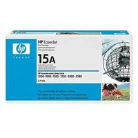 Värikasetti Laser HP C7115A LJ 1200 musta