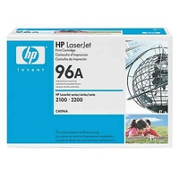 Värikasetti Laser HP C4096A LJ 2100 2200 musta