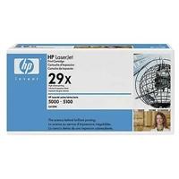 Värikasetti Laser HP C4129X LJ 5000 musta