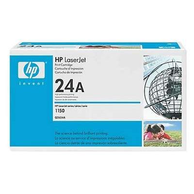 Värikasetti Laser HP Q2624A LJ 1150 musta