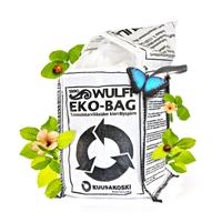 Wulff Eko-Bag kierrätyssäkki (sis kuljetuksen ja jätemaksun)