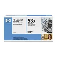 Värikasetti Laser HP Q7553X LJ P2015 musta