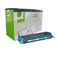 Värikasetti Laser Q-Connect HP CLJ 1600/2600 sini