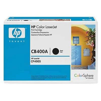 Värikasetti Laser HP CB400A CLJ CP4005N musta