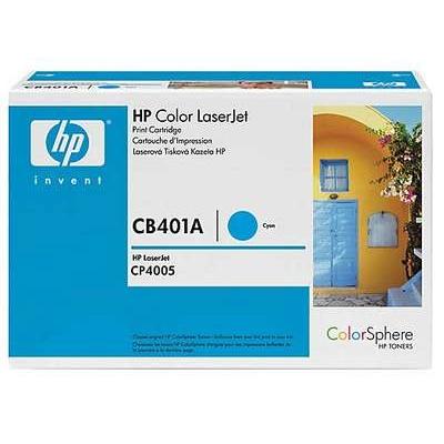 Värikasetti Laser HP CB401A CLJ CP4005N sininen