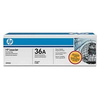 Värikasetti Laser HP CB436A LJ P1505 musta