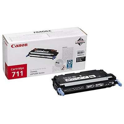 Värikasetti Laser Canon 711BK LBP 5300/5360 musta