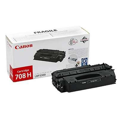 Värikasetti Laser Canon 708H LBP3300 musta