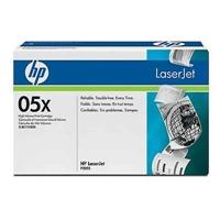 Värikasetti Laser HP CE505X LJ P2055 musta