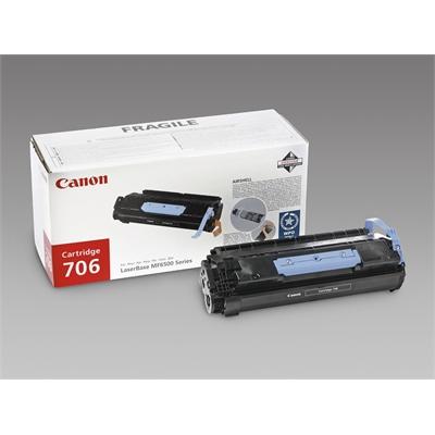 Värikasetti Laser Canon 706 MF6500/6530/6580 must