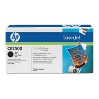 Värikasetti Laser HP CE250X CM3530MFP musta