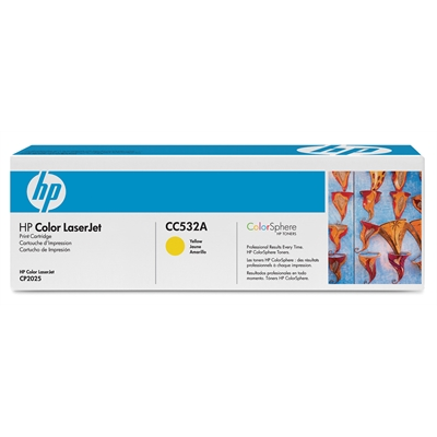 Värikasetti Laser HP CC532A CM2320MFP keltainen