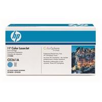 Värikasetti Laser HP CE261A CLJ CP4020/4025/4525 sininen