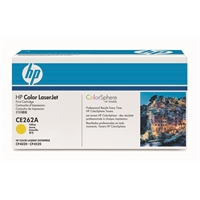 Värikasetti Laser HP CE262A CLJ CP4020/4025/4525 keltainen