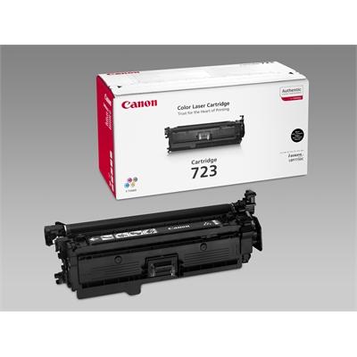Värikasetti Laser Canon 723 LBP7750C musta