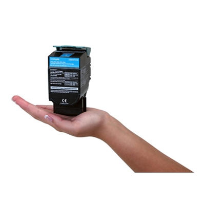 Värikasetti Laser Lexmark C540/543/544/X543/544/5 sininen