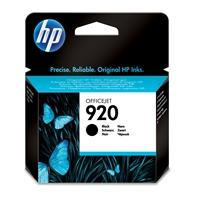 Värikasetti Mustesuihku HP 920/CD971AE musta