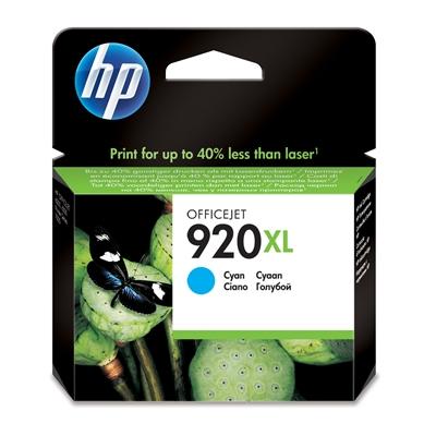 Värikasetti Mustesuihku HP 920XL/CD972AE sininen