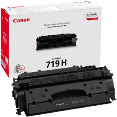 Värikasetti Canon 719H LBP 6400 musta