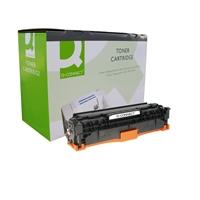 Värikasetti Q-Connect HP CLJ CP2025 musta