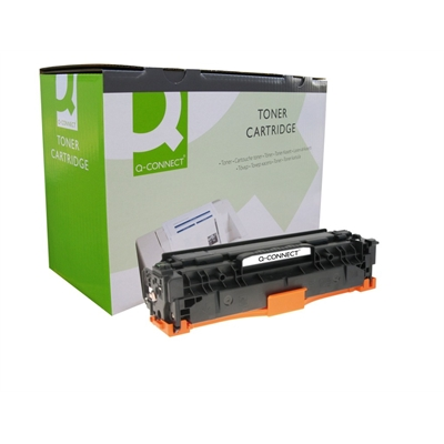 Värikasetti Q-Connect HP CLJ CP2025 punainen