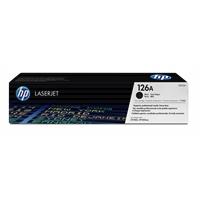 Värikasetti HP CE310A CLJ Pro CP 1025 musta