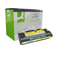 Värikasetti Q-Connect HP CLJ 3700 keltainen