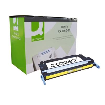 Värikasetti Q-Connect HP CLJ 3800 keltainen