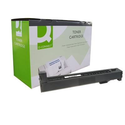 Värikasetti Q-Connect HP CLJ CP6015/CM6030 TK keltainen