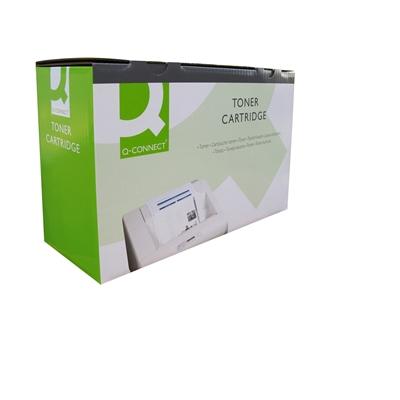 Värikasetti Q-Connect HP CLJ CP3525 keltainen