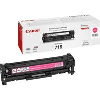 Värikasetti Laser Canon 718 MF8330/8350/LBP7200C punainen