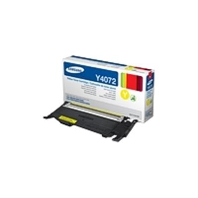 Värikasetti Samsung CLP-320/325, CLX-3185 keltainen