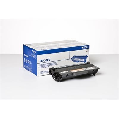 Värikasetti Laser Brother TN-3380 musta