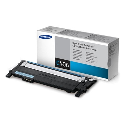 Värikasetti Samsung CLP-360/365 CLX-3300/3305 sininen
